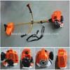 42.7cc gasoline brush cutter orange new brush cutter