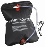 Very solid shower bag