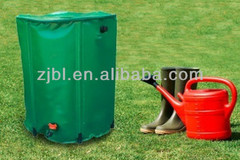 The new 2014 folding envirement good qulity special price water tank leather wine carrier