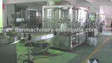 Automatic Shampoo Lotion Detergent Oil Filling Capping Labeling Line