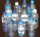 Water Juice Milk Bevergae PET Bottles Shrink Labeling Machine