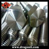 wholesale reliable quality metric titanium fasteners