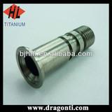 titanium precision shoulder screw