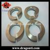 titanium din127 spring lock washer