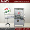 ZH-100G Automatic Carton Packing Machine