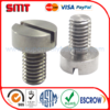 99.95% molybdenum screw, nuts, bolts, washers used in High temperature furnace hot zone.