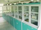 Lab/ Hospital Medicine Cabinet in Aluminum&Wood