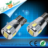 t10 car led light,5630 led light for car,W5W led car light