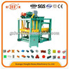 HongFa QTJ4-25B practical and bargain price semi-automatic concrete block making machine