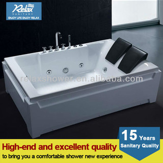 2013massage bath tub larger discount for sanitary wear