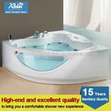 Hot Whirlpool acrylic bathtub