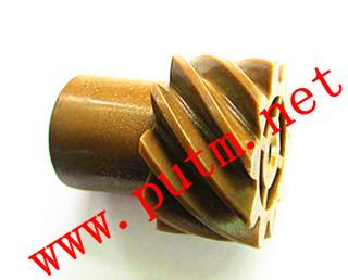 Peek Plastic Helical Pinion Gear