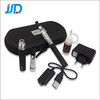 Reuseable E Cigarette, Chargeable Electronic Cigarette and Replaced Atomizer, E-Cigarette with Zipper Bag (EGO-CE4)