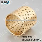Bronze wrapped bushing FB092