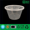 Kitchenware Transparent Plastic Food Bowl 1000ml