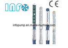 Deep Well Submersible Pump, Borehole Pump, Underwater Pump