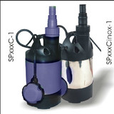 Submersible Pump (SPXXXC-1, SPXXXCINOX-1)