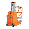 Electric Aluminium Work Platform (Single Mast) -Amwp1000