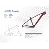 "Carbon Fiber MTB Frame 29"" Mountain Bicycle Frame/Carbon Fiber Frame"