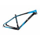 Carbon Mountain Bicycle Frame