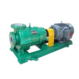 CQB Magnet Pump unsealed  pump  acid alkali resistant of (25 m3/h , 20m )