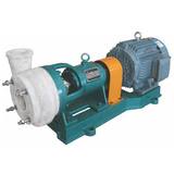 FSB Closed Coupled Centrifugal Pump Fluoroplasitc Alloy Sulfuric Acid Pump