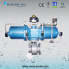 2PC Forged Steel Floating Ball Valves, Metal Seated Ball Valves