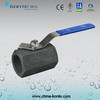 Hex Forged Steel Ball Valve A105 2000WOG