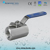 Forged Steel Hex Ball Valve F316 2000PSI (Q11F-16P/R)