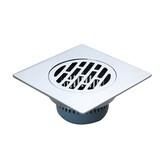 Stainless Steel Gas Defense Floor Drain SL-90009000