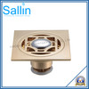 Bronze Shower Floor Drain (SL-601)