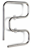 Stainless Steel Wall Mounted Heated Towel Rail (KMA77)