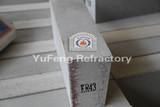 Refractory Brick/ Chemical Bond Eaf Roof High Alumina Refractory Brick (YF/EAF80)