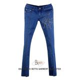Women Skinny Sexy Denim Jeans (BG05)
