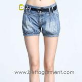 Women's Short Jeans