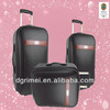 Dongguan factory hot sale PU luggage ,pu trolley luggage