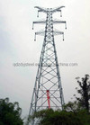 Tubular Lattice Steel Tower for Power Transmission