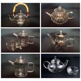 Afternoon Heat-Resistant Glass Tea Set