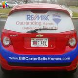 Car Window Sticker (BC-029)