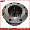 Flanged Double-Disc Swing Check Valve (H46)
