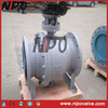 Cast Steel Trunnion Flanged Ball Valve (API 6D)