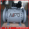 Forged Steel API 6D Trunnion Ball Valve (Q47F)