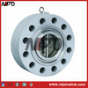 Forging Lug Type Double-Disc Swing Check Valve (HTL76)