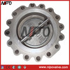 Lug Bulit in Double-Disc Wafer Swing Check Valve (HTL76)