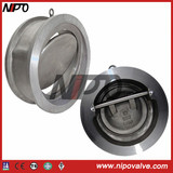 Tilting Disc Wafer Check Valve (H77)