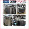 Specifications 10kv/2500 kVA Full-Sealed Distribution Transformer: Toroidal Coil Sturcture, Loss Low, Noise Low 10kv/2500 kVA