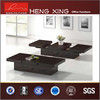 Living Room Furniture MDF Coffee Table (HX-CT0009)