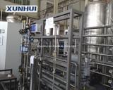 Pharmacy RO Water Treatment System Plus EDI, Pre-Filter, Water Softener (PHRO-50KS)