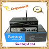 Sunray4 SIM A8p 800HD Se 3 in One Tuner Sunray 800se Dm800se Triple Tuner +300Mbps WiFi WLAN