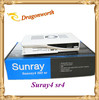 Satellite Receiver Sunray4 800se HD Sr4 Sunray Dm 800se HD Triple Tuner, Sunray 4 DVB 800HD Se with 300Mbps WiFi WLAN
